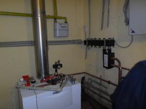 Ремонт отопления домов